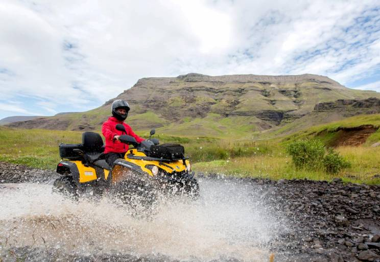 Mountain Safari ATV (Quad)